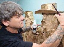 Artista de Diadema expõe no Conjunto Nacional