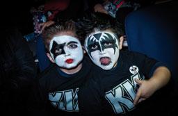 """Atrium Shopping apresenta show """"Kiss For Kids"""""""