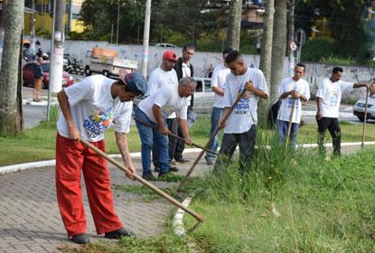 Frente de Trabalho consolida-se como programa que gera emprego em Diadema