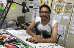 São Clemente homenageia Escola de Belas Artes da UFRJ