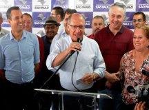Alckmin entrega obras da Fábrica de Cultura de Daidema