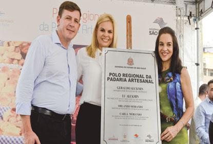 Prefeituras de Santo André e S. Bernardo inauguram Polo Regional de Padaria Artesanal