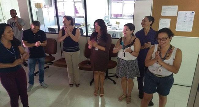 Colaboradoras do Diário Regional têm dia de 'Diva'