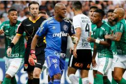 Jailson pega três jogos de suspensão e só volta ao Palmeiras no 2º jogo da semifinal