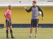 """Wilson Júnior: """"Temos capacidade de reverter, sim"""". Foto: Anderson Lira/São Bernardo FC"""