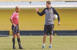 Acesso de 2012 inspira S.Bernardo contra o Oeste