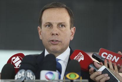 Após deixar prefeitura, Doria lidera disputa pelo Governo de São Paulo