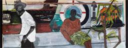 Exposição apresenta produção artística de oito países africanos em SP