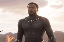 Ator Chadwick Boseman, o 'Pantera Negra', morre aos 42 anos