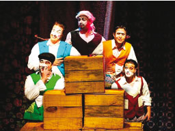 Agenda cultural do final de semana terá teatro, música e exposições em S.André