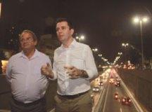 Banho de Luz leva iluminação de LED para as avenidas Perimetral, Santos Dumont e Giovanni Battista Pirelli