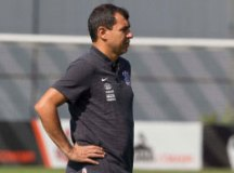 Carille prevê Corinthians com time misto contra Ceará