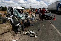 Acidentes no trânsito têm impacto de R$ 199 bi na economia