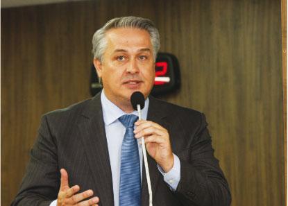 Marcos Michels: 'ninguém é contra o hospital'