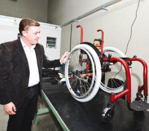 Primeira fábrica de cadeiras de rodas do ABC, Smart SP é  inaugurada em São Bernardo