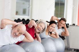 Nove motivos pelos quais os idosos devem fazer Pilates
