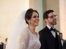 Atriz Priscilla Olyva conta a sua fórmula do sucesso para a festa de casamento perfeito (e também para depois da festa). Foto: MF Press Global