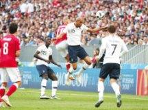 França e Dinamarca são vaiados em primeiro 0 a 0