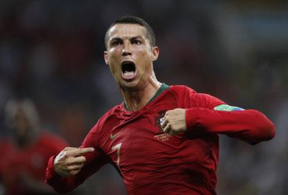 Cristiano Ronaldo brilha em empate ibérico – Diário Regional ac5d544e643d4
