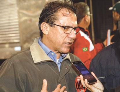 Pré-candidato a governador, Marinho diz a Moro que mensalão não existiu