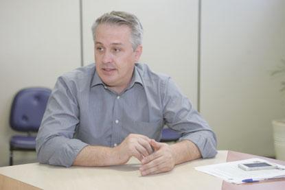Marcos Michels reitera sua candidatura a deputado