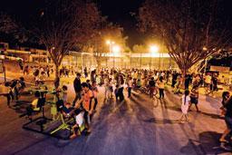 Programa Praça-Parque de S.Bernardo chega ao Calux