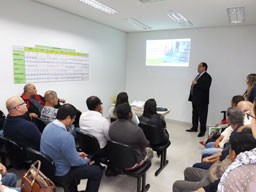 Sindserv inicia parceria com Sicredi em busca de solução para serviços bancários a servidores de Mauá