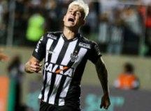 Palmeiras vê ganho triplo com venda à China de Róger Guedes