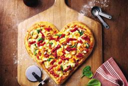 Comemore o Dia da Pizza com uma receita low carb