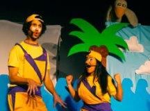 Espetáculo ensina, de forma divertida, a importância da amizade, a superação do medo e a realização dos sonhos. Foto: Divulgação