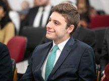 Thiago Auricchio oficializa candidatura a estadual hoje