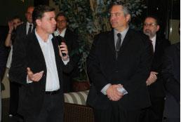 ACIGABC comemora 30 anos de atuação com confraternização em São Bernardo