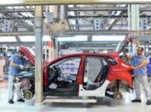 Indústria interrompeu dois meses de queda na ocupação e voltou a contratar. Foto: Divulgação/VW