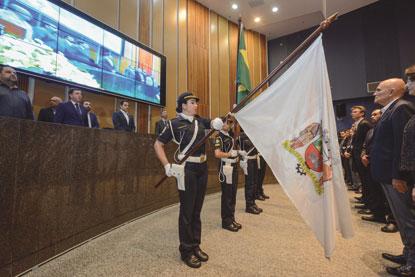 Câmara realiza sessão solene para celebrar 465 anos de S.Bernardo
