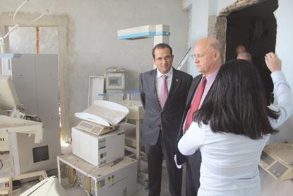 Nardini é alvo de vistoria de CPI que investiga contratos com OSSs
