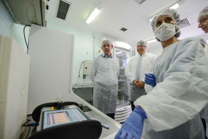 HMU ganha equipamento que atesta qualidade do leite materno