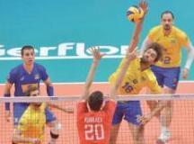Brasil vira sobre Rússia e se aproxima da semi do Mundial