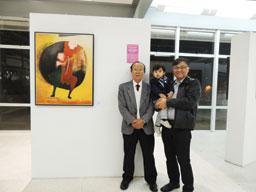 """Últimos dias da """"Exposição Kojima 50 Anos de Arte"""""""