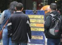 Desemprego atinge 12,7 milhões de brasileiros. Foto: Rivaldo Gomes/Folhapress