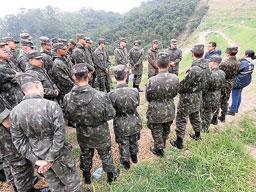 Semasa e militares levam educação ambiental para 1ª Festa da Primavera