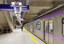 Com quatro anos de atraso, governo liga Linha-5 com malha do metrô