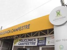 Santo André inaugura policlínica Campestre com novo padrão de qualidade