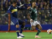 Palmeiras sofre dois gols no final e se complica