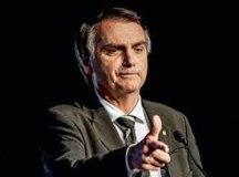 """Bolsonaro: """"Pode ser gente até ligada à esquerda"""". Foto: ABr"""