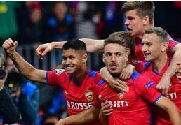 CSKA bate Real Madrid, que chega a três jogos sem vencer