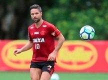 Diego é plano A para reforçar elenco do Santos em 2019