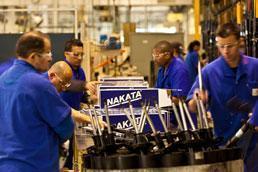Nakata é a 1ª empresa no Brasil a ser certificada com nova norma de saúde e segurança
