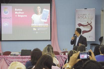 Diadema lança aplicativo para denúncias de abuso sexual no transporte público
