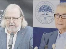 """Allison e Honjo ganharam Nobel da Medicina por """"revolucionar"""" o tratamento do câncer. Foto: Reprodução Jornal Hoje/TV Globo"""