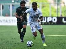 Santos perde para América-MG, sofre 4ª derrota seguida e fica longe do G6